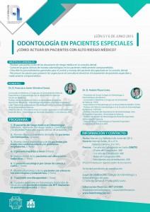 Odontologia en pacientes especiales Leon (junio 2015)