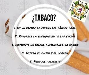¿tabaco-