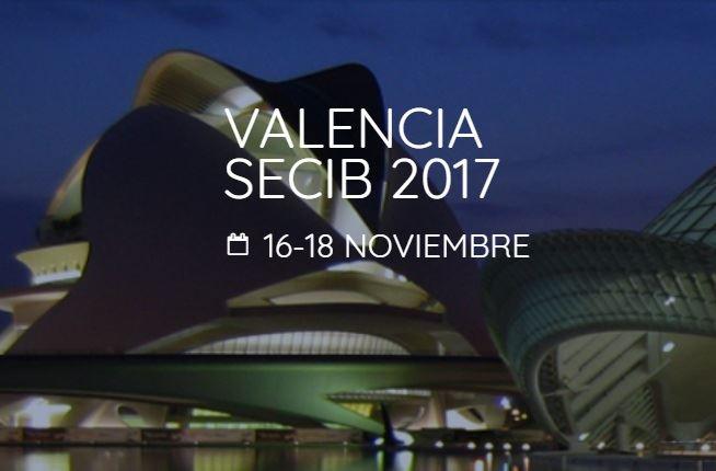 Congreso SECIB 2017. Valencia.