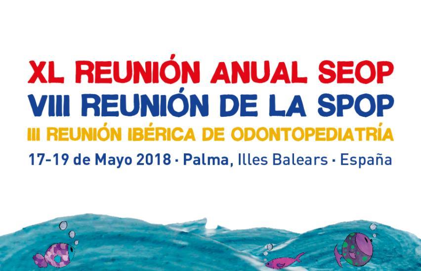 XL Reunión Anual de la Sociedad Española de Odontopediatría