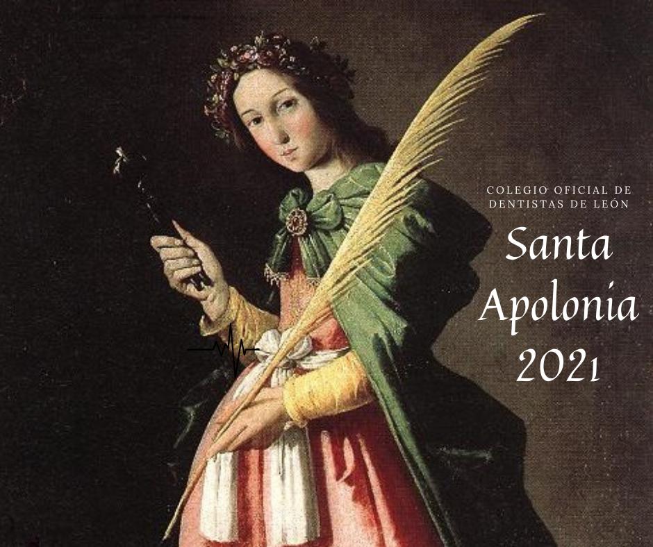 9 de Febrero: Santa Apolonia, patrona de los dentistas