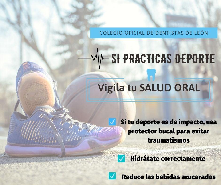 Salud Oral y Deporte: consejos que debes tener en cuenta